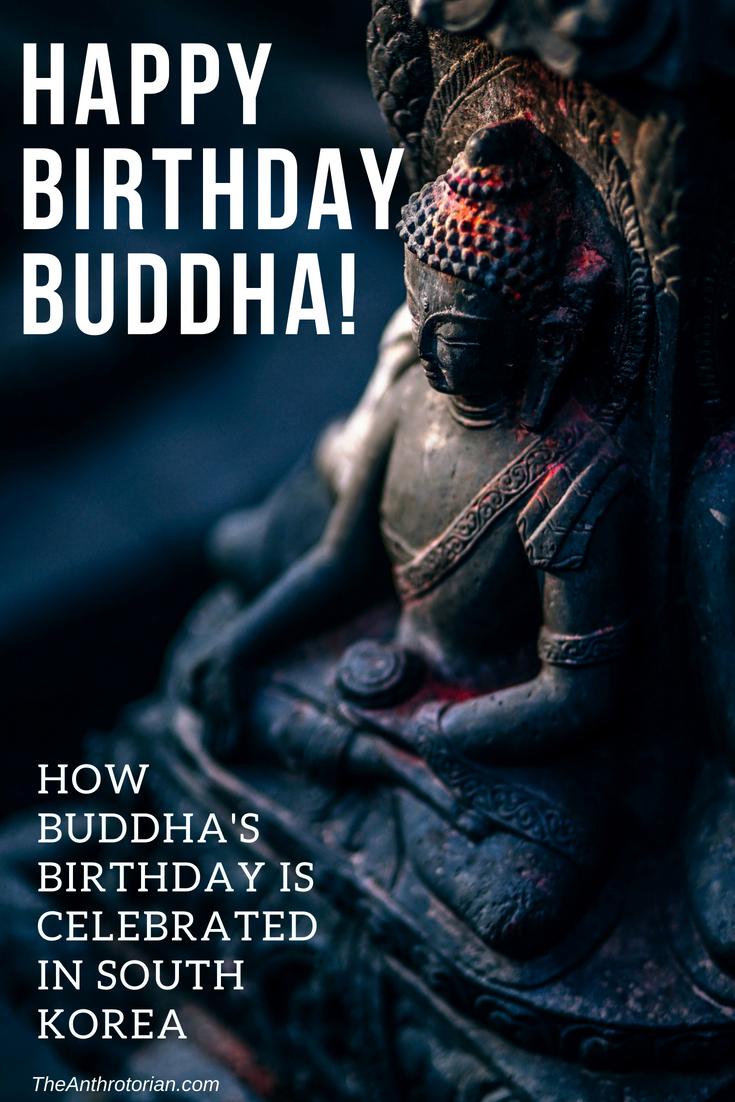 Buddha's Birthday in South Korea