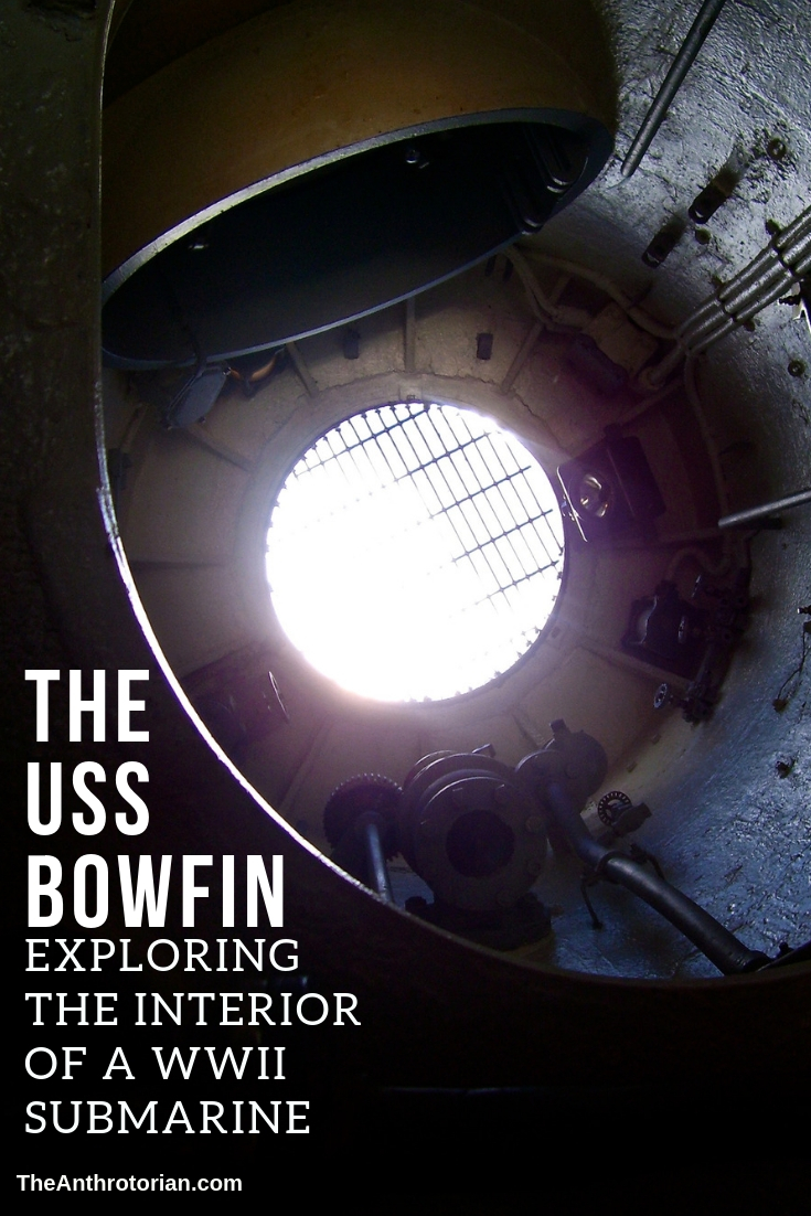 Exploring a WWII Submarine in Hawaii