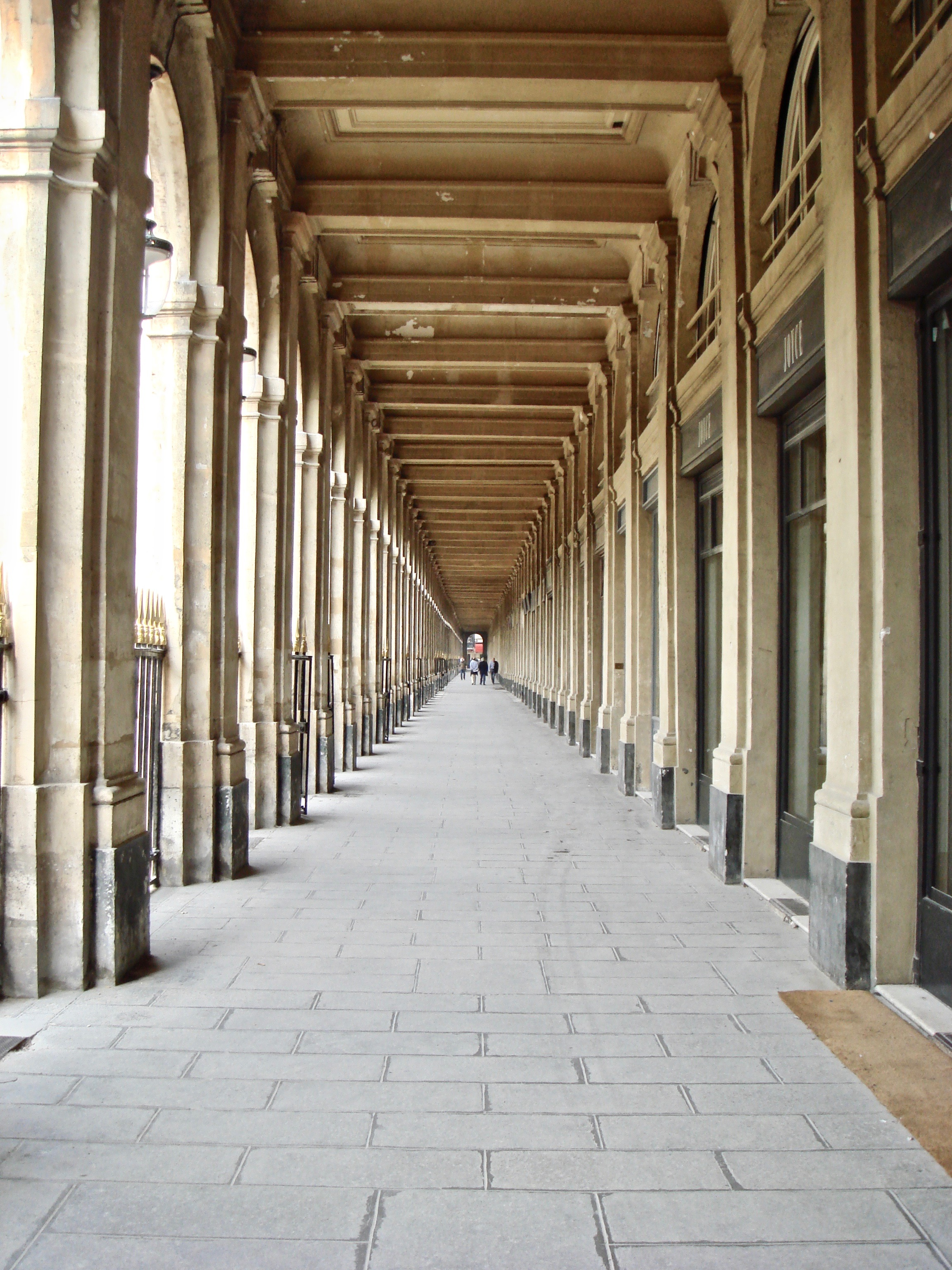 Covered Passageways in Paris