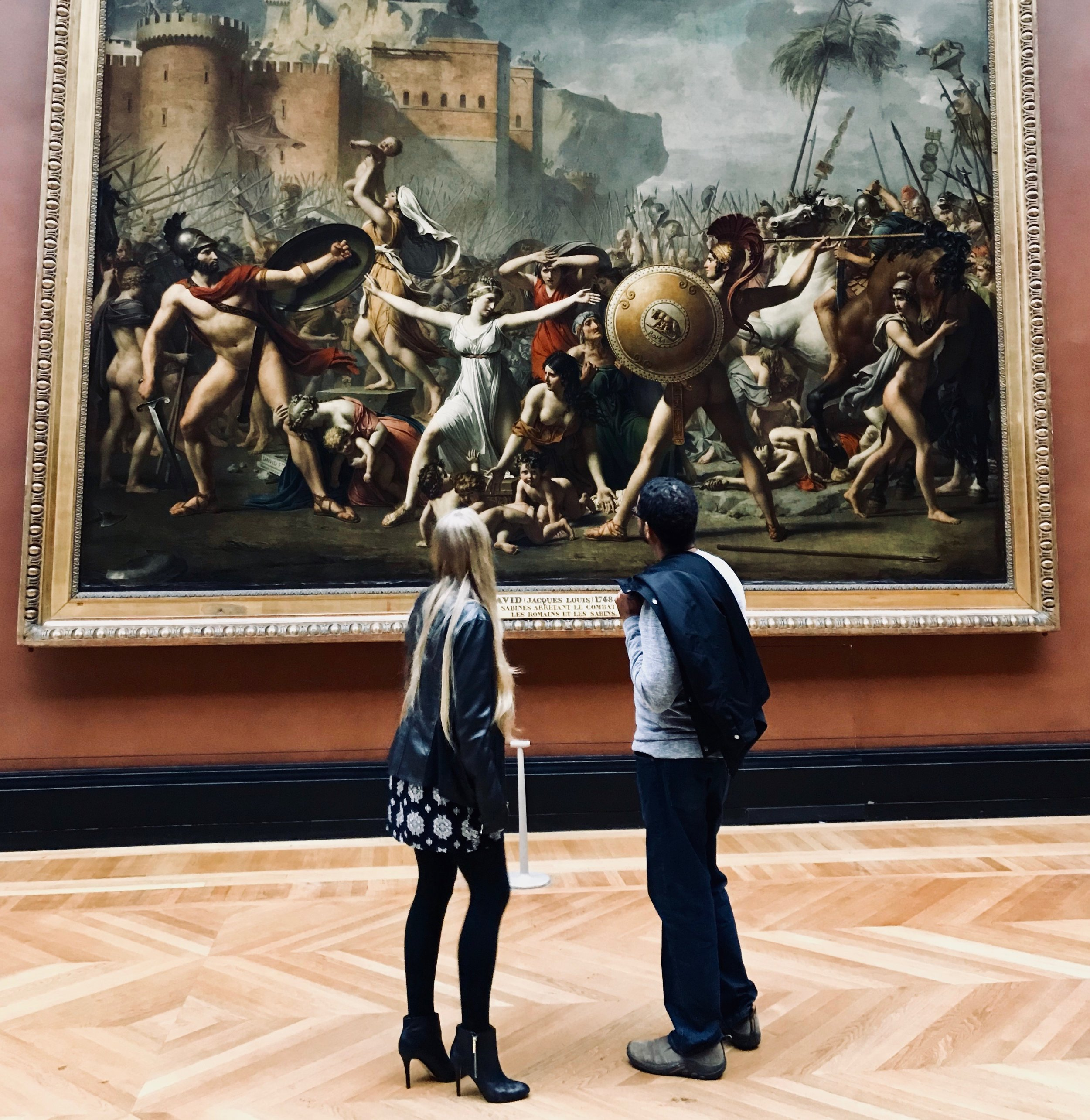 Art Galleries You Must Visit in Paris Louvre