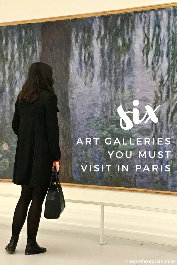 Six Art Galleries You Must Visit in Paris