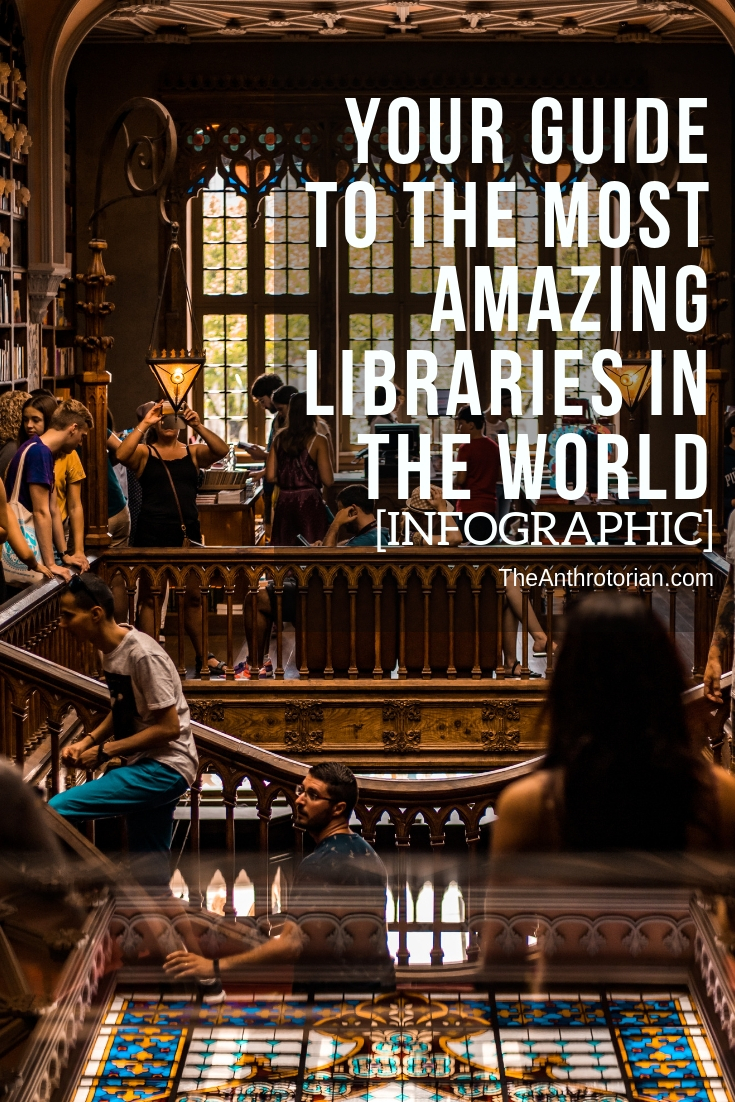 Your Guide to The Most Amazing Libraries in The World!
