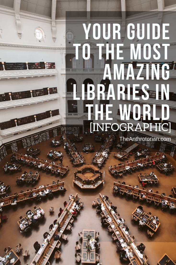 Guide to The most Amazing Libraries in The World