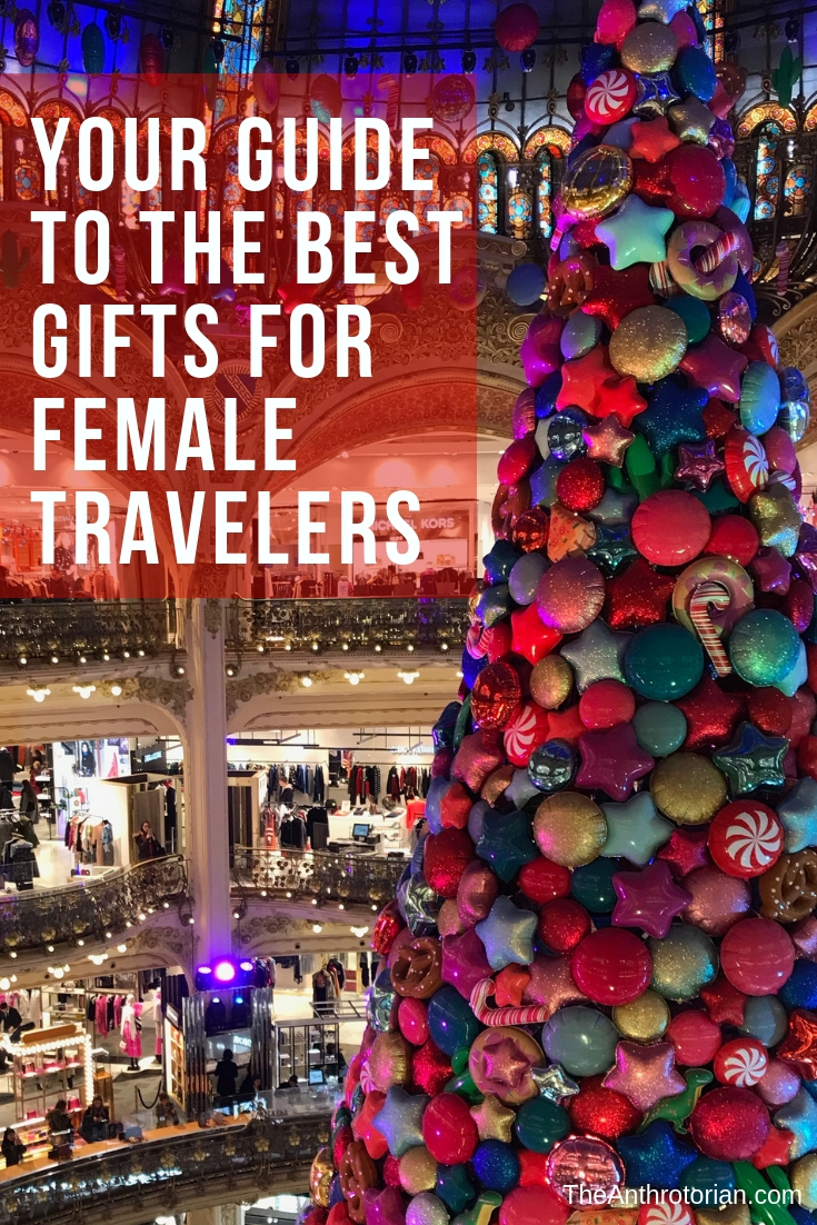 The best gifts for female travelers