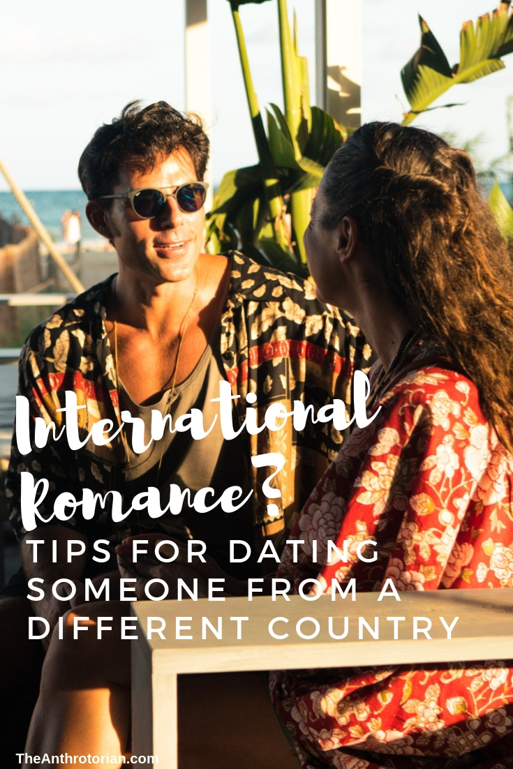 international travel dating tips