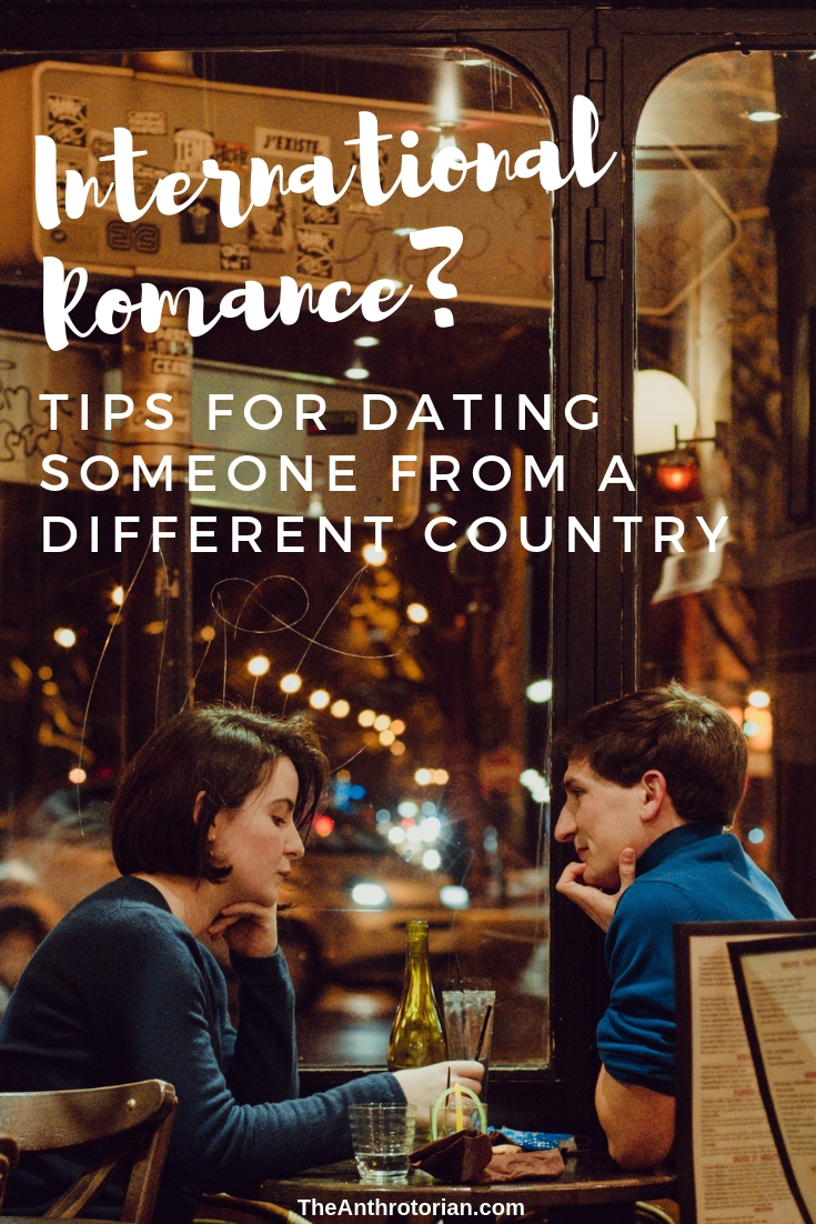 International romance dating tips