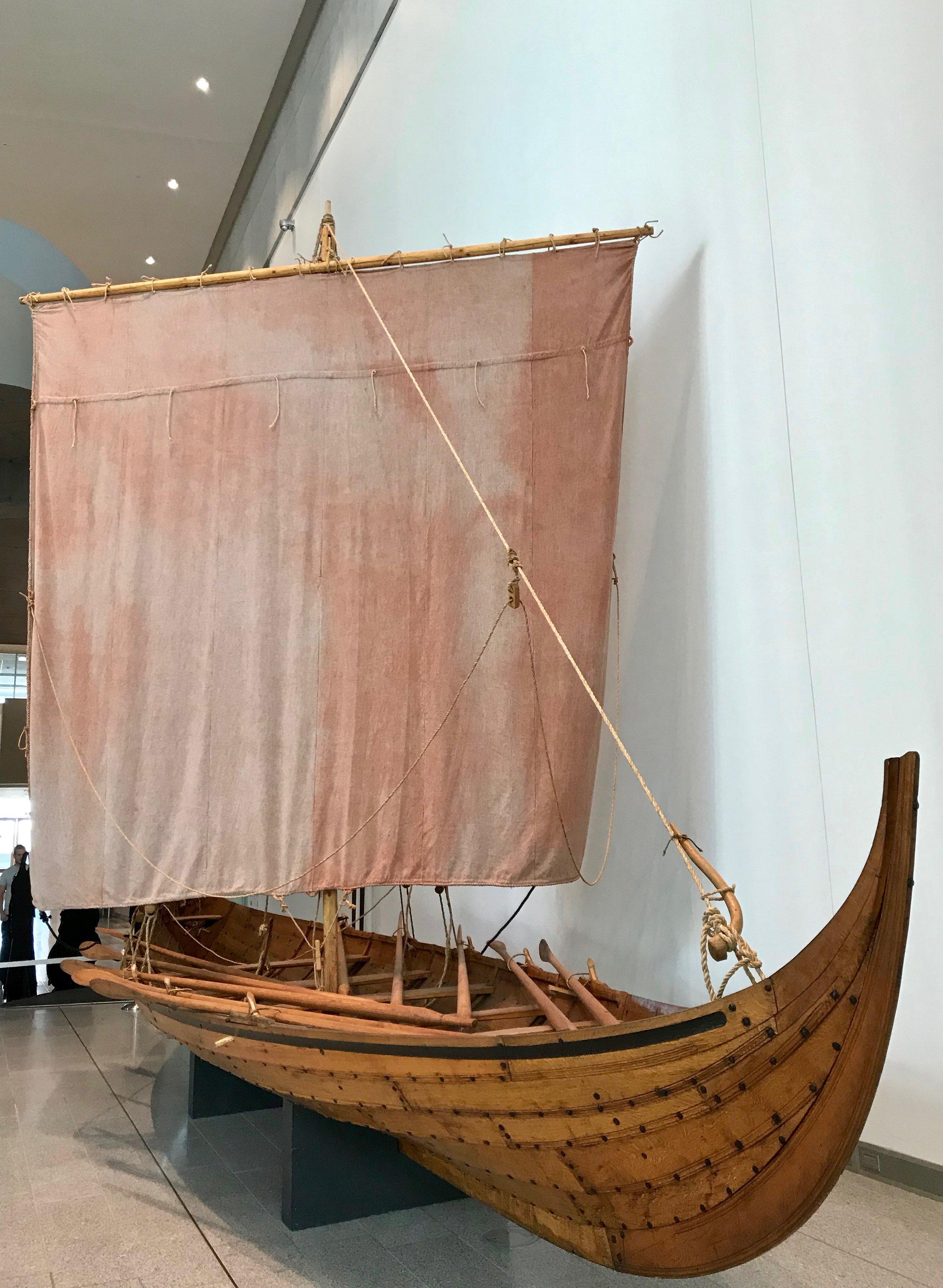Vikings at the Royal Alberta Museum