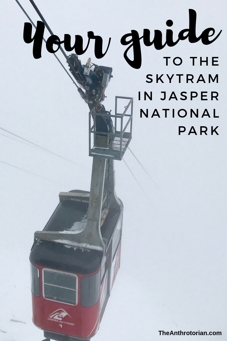 Guide to the Jasper Skytram