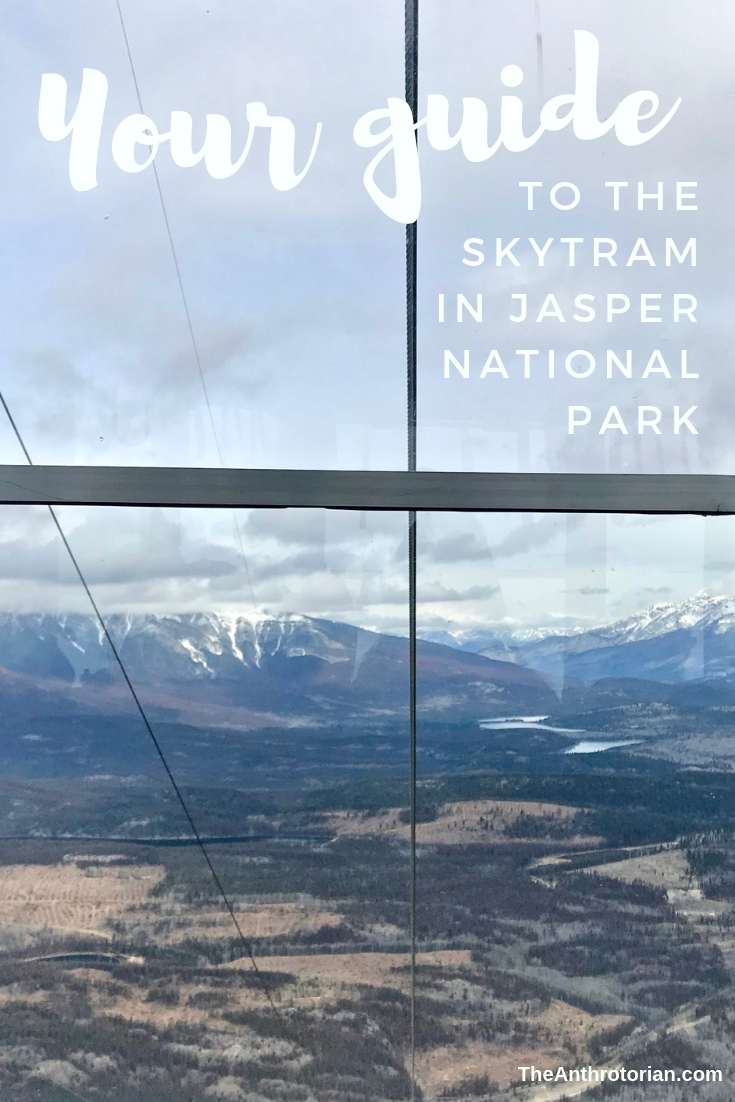 Guide to visiting the skytram in Jasper National Park