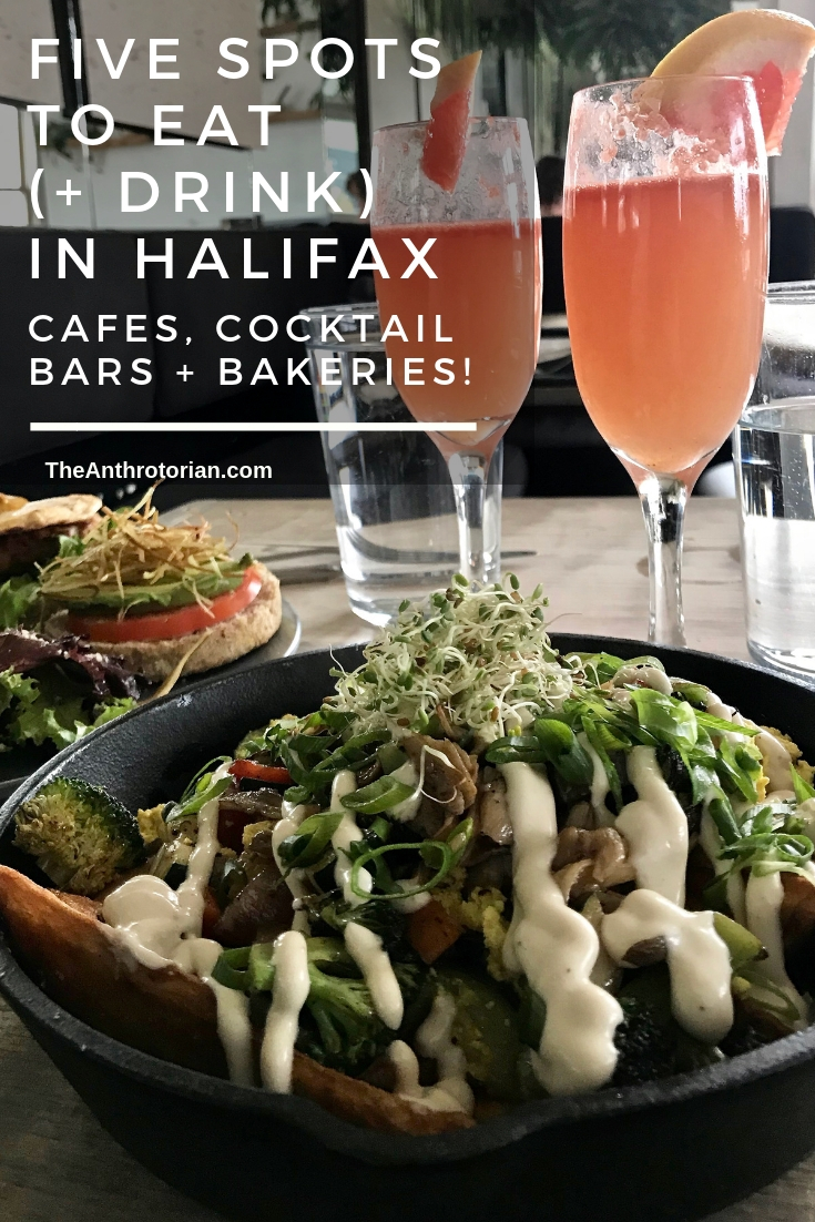 5 Local Spots to Eat (+Drink) In Halifax