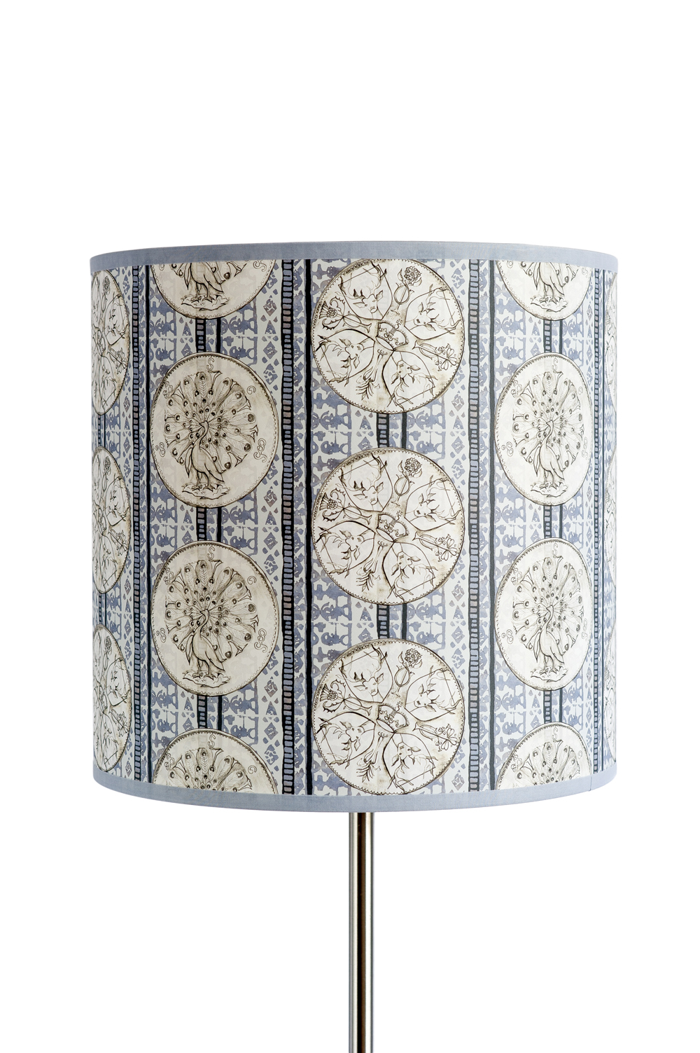Coins Light Shade Large Drum