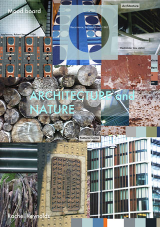 Architecture, nature and colour. Visual thoughts for new designs. #40dayscreative