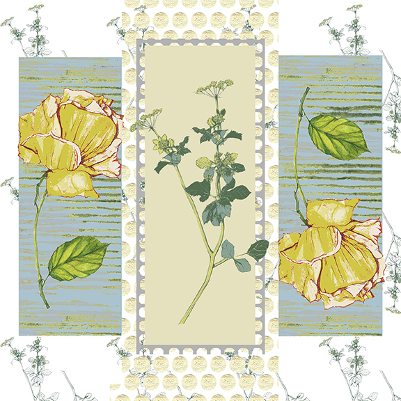 Wild Flowers Giclee Print