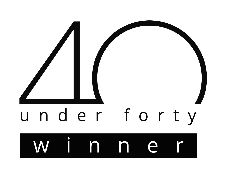 40under40 - os 40 profissionais mais destacados e promissores do lighting design global com menos de 40 anos, parte dos Lighting Design Awards, da revista inglesa Lighting