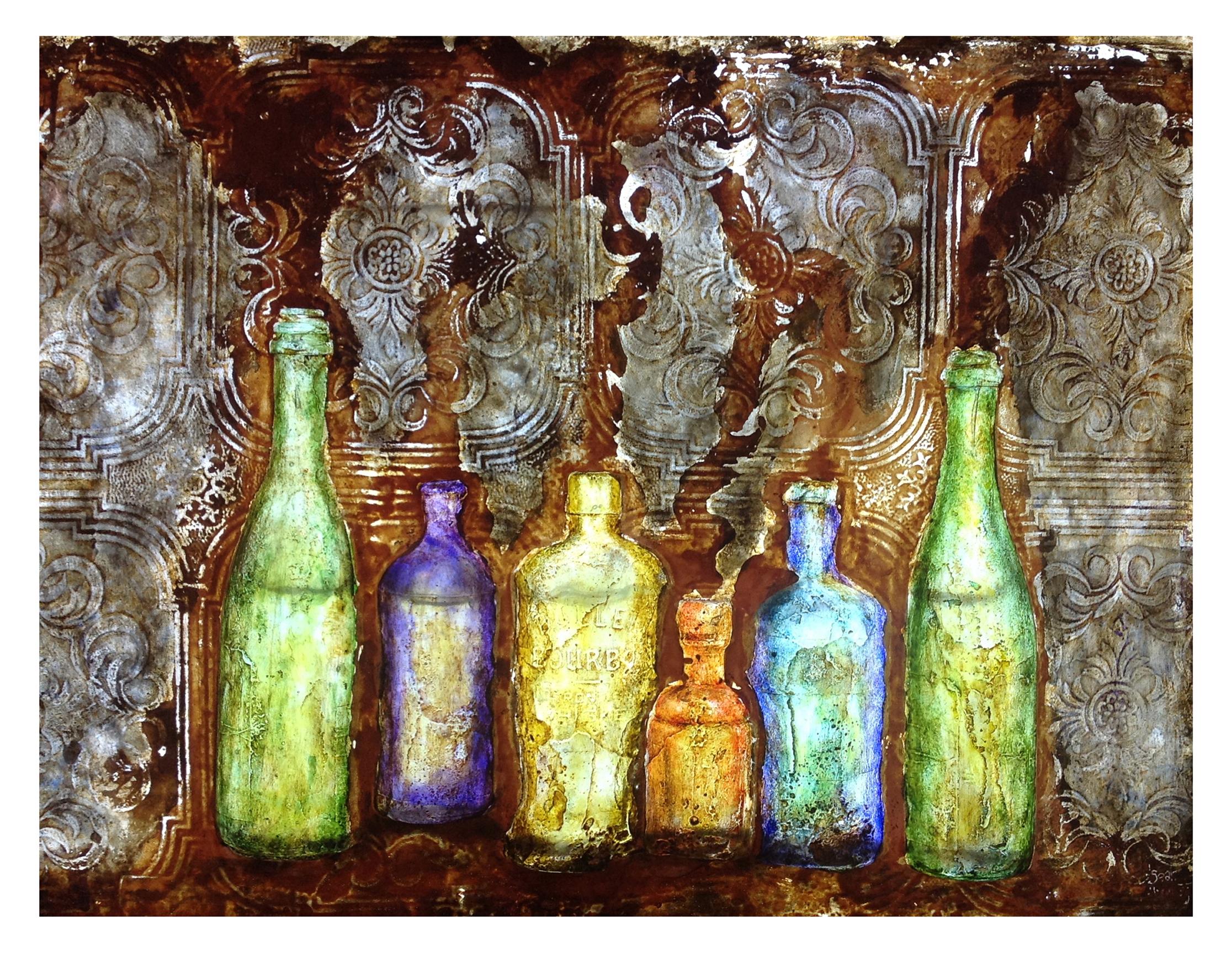 Bottles of Old Dreams