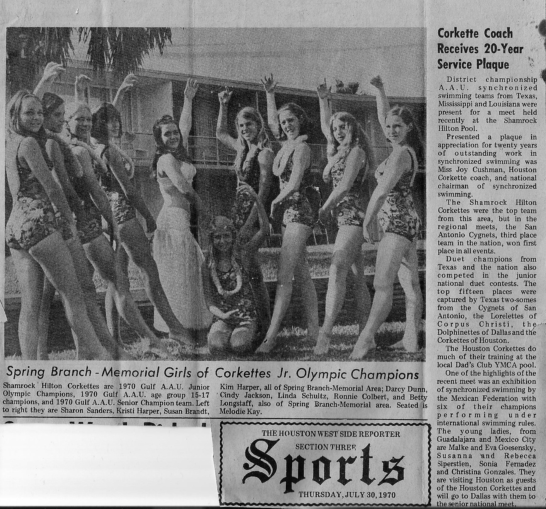 1970 Gulf AAU Jr. Olympic Champs.jpg