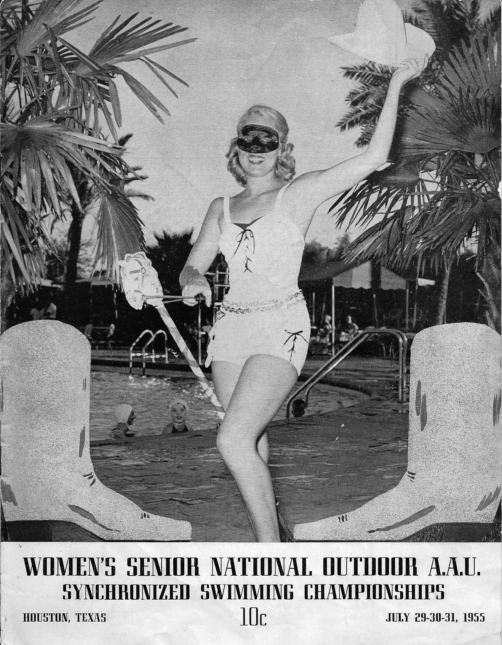 A.A.U. Synchro Swim'g - 1955.jpg