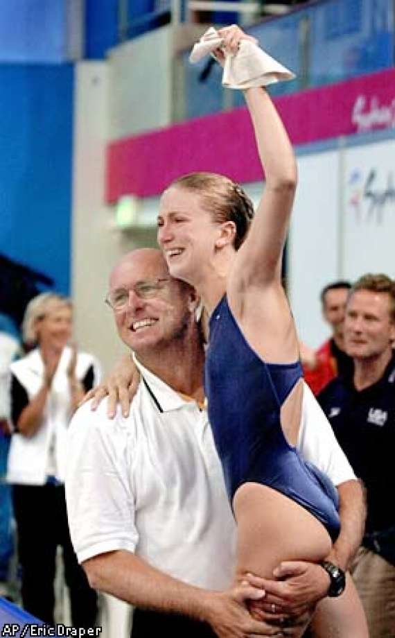 Ken Armstrong — Texas Swimming & Diving Hall of Fame