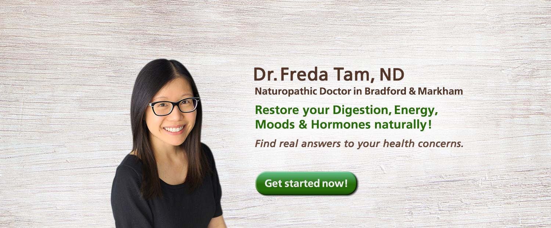 Meet Dr. Tam, ND