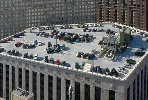 Auto-Gard Traffic Decks — Coatings Application