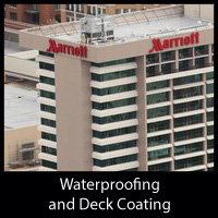 COATINGS APPLICATION & WATERPROOFING CO. logo