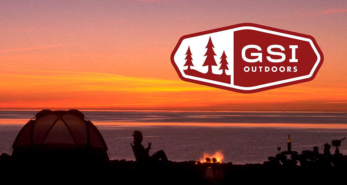 GSI Outdoors         1996 –2004     Since 1985, GSI Outdoors has become known as the leader in Outdoor Cookware innovation. In house design & exclusive manufacturing have lead to an ever growing line of outdoor cookware, tableware and accessories.   GSI Outdoors products are distributed worldwide, known for superior quality, technical performance and most of all, their fun-loving attitude towards the outdoor experience.