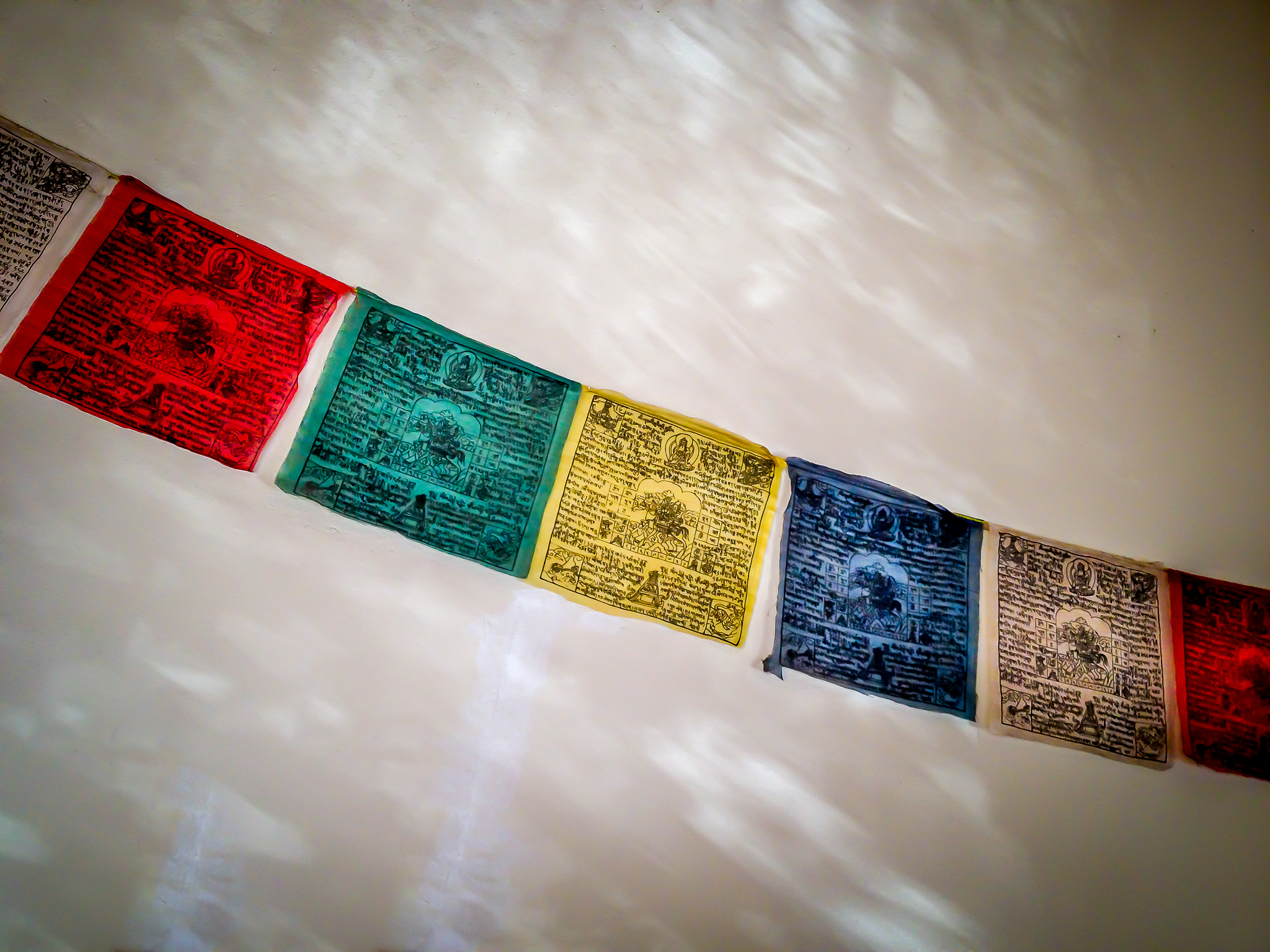 The Prayer Flags Project