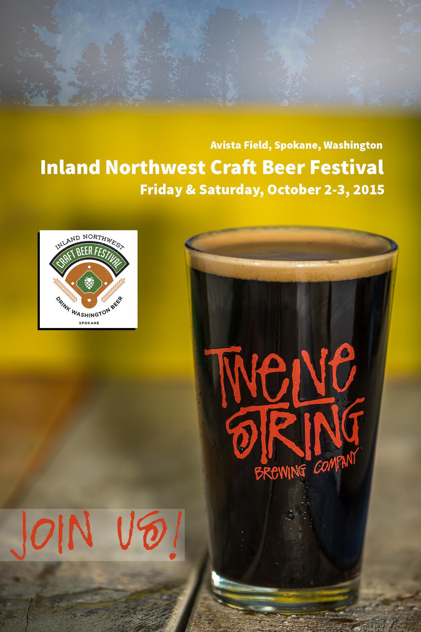 Twelve String Brewing Company, Spokane Valley, WA