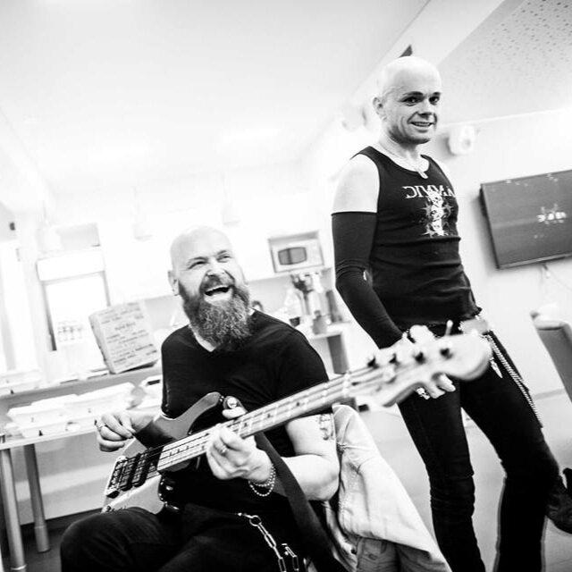 Ingo Geirdal & Silli Geirdal - Audio Engineers