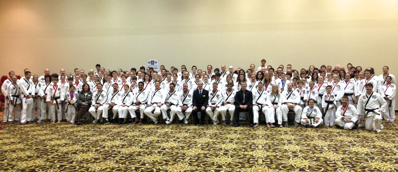 Taekwondo America Grandmasters, Masters, school owners and Instructors.