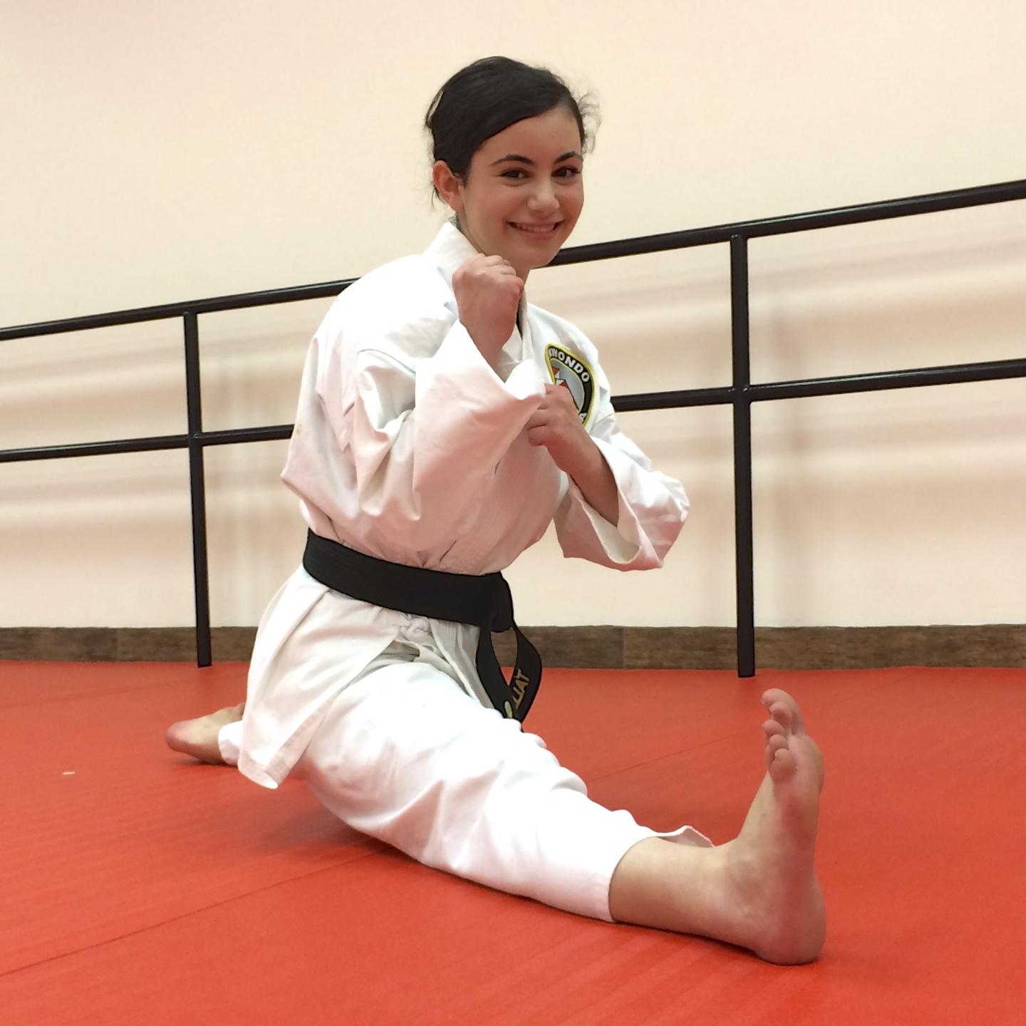 Martial Arts Champion - Miss Talia Flores from Southlake, TX