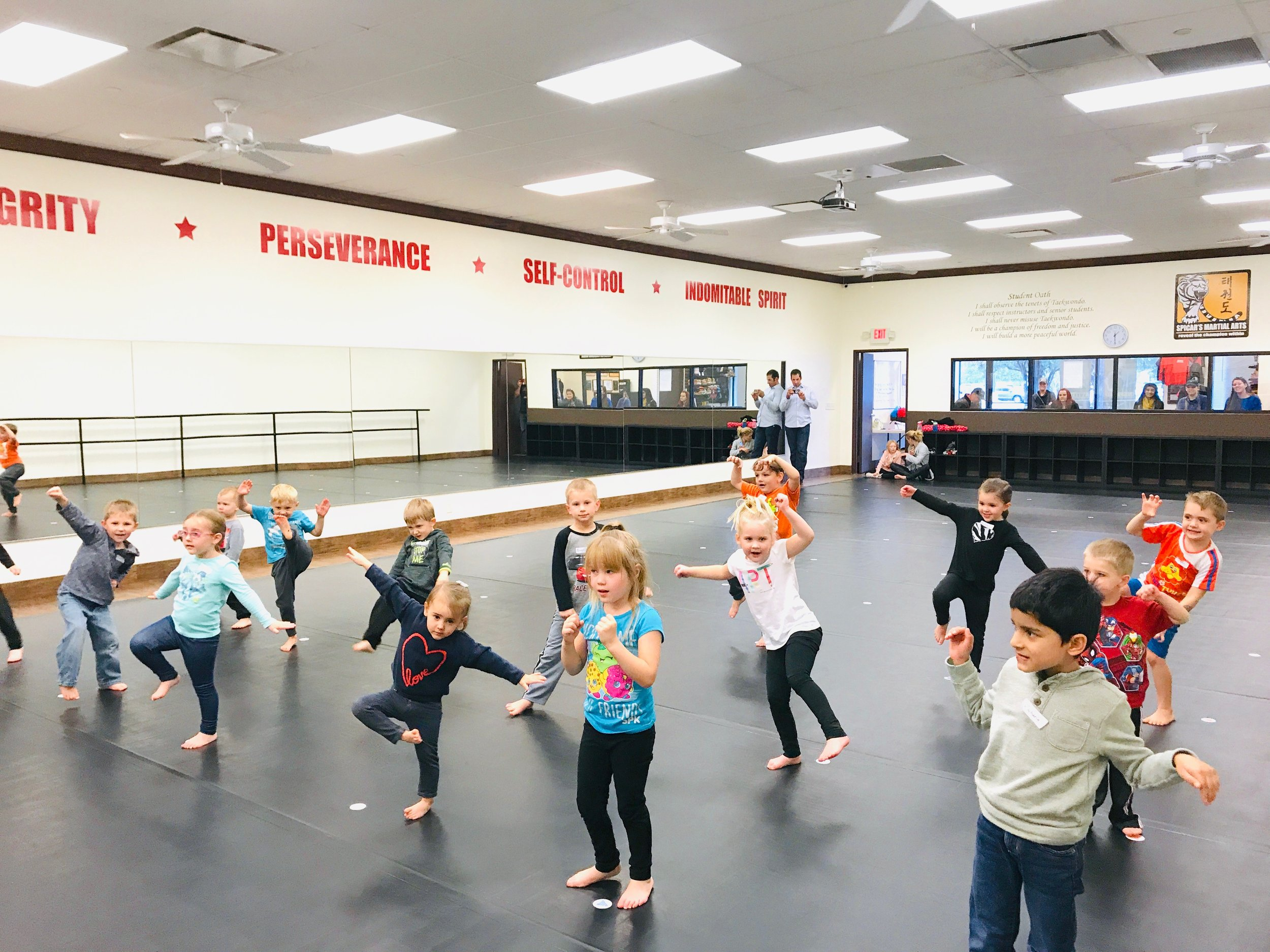 karate-birthday-party-southlake-tx