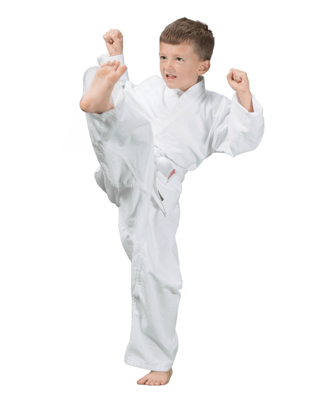 Physical Development - Young children have typically low muscle tone in their core, arms and legs. So, it is very important for kids to build muscular strength and agility through activities such as martial arts.Martial arts can provide one of the best full body exercises for your child. Our goal is to help your child develop stronger body through fun kicking, punching and jumping drills.They will even learn how to stand on one leg without falling and stand or sit without slouching.