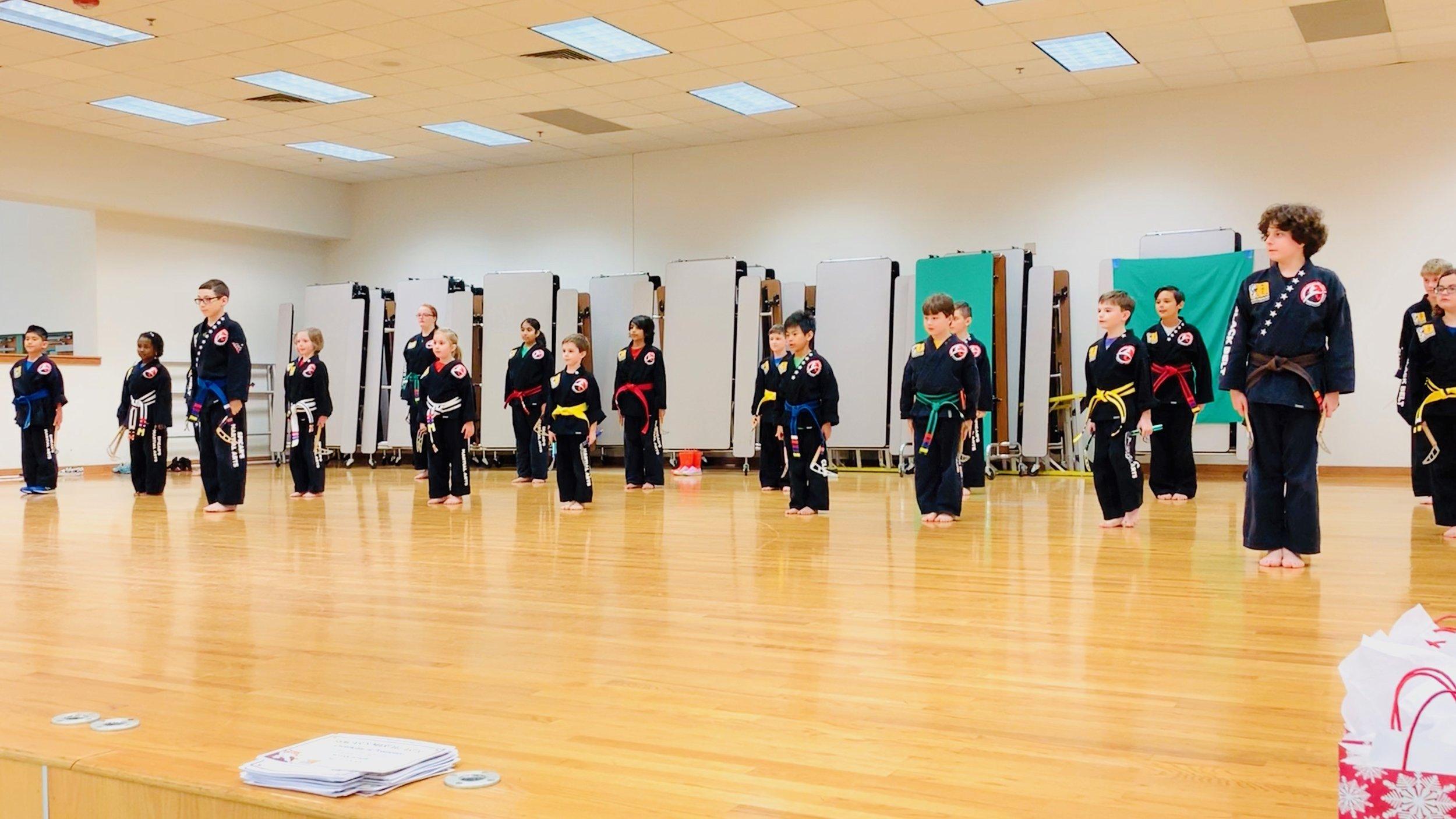 10th Annual Potluck Dinner & Awards — Spicar's Martial Arts