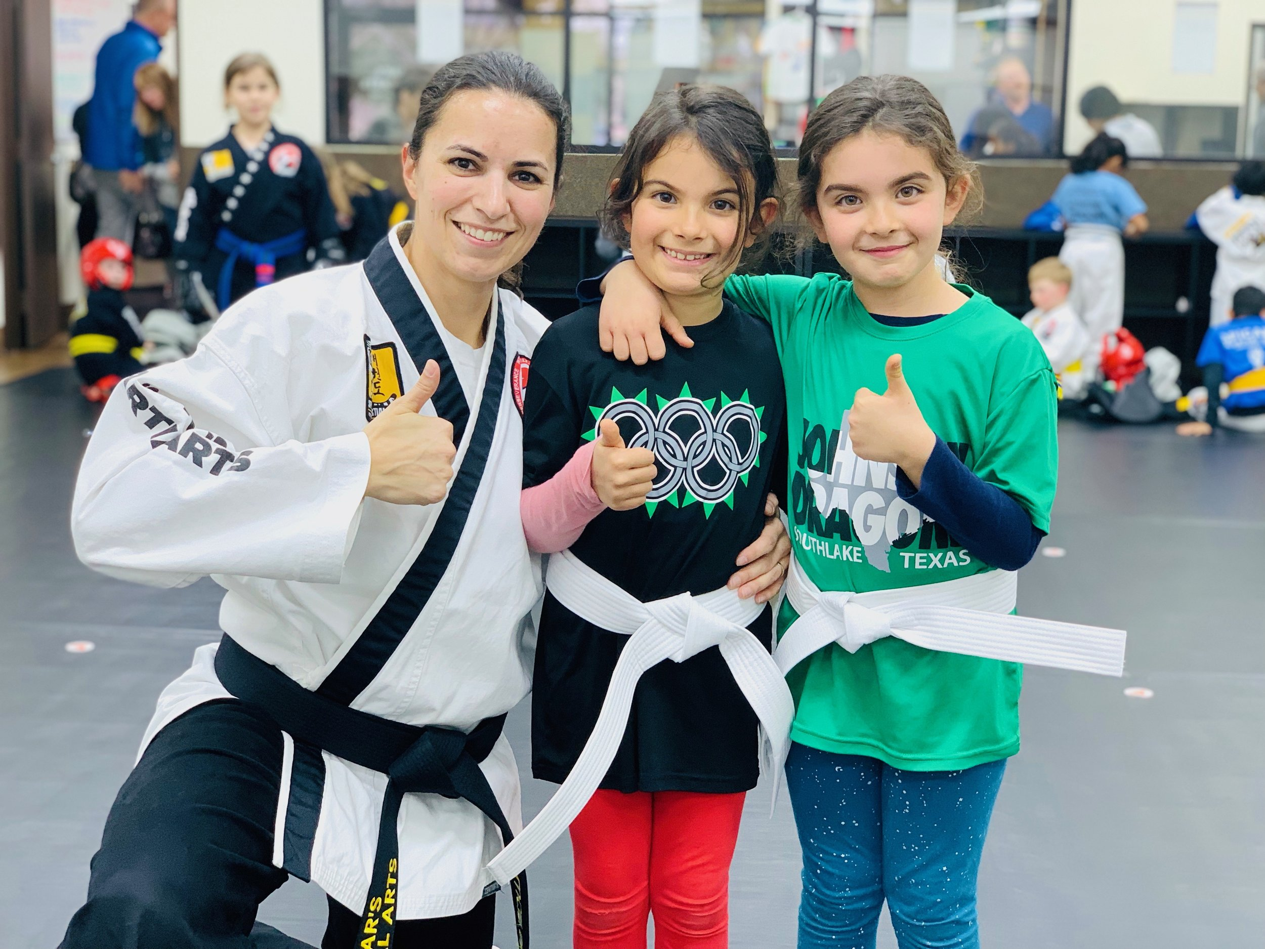 Karate Class Pictures — Spicar's Martial Arts in Southlake