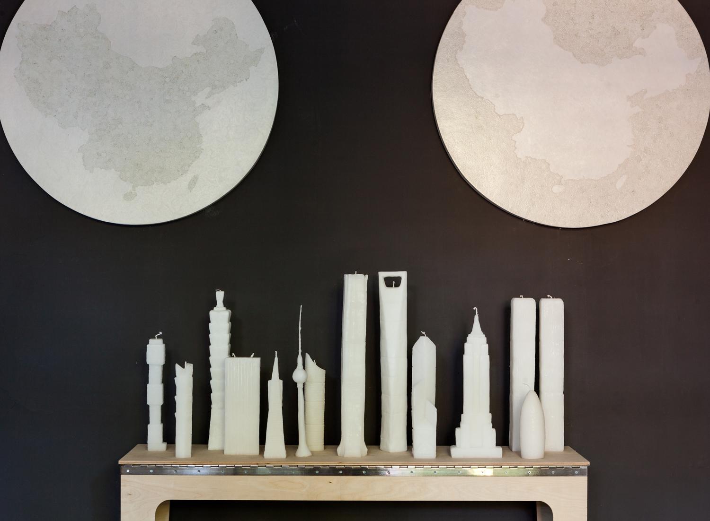 Candles, also by Naihan Li