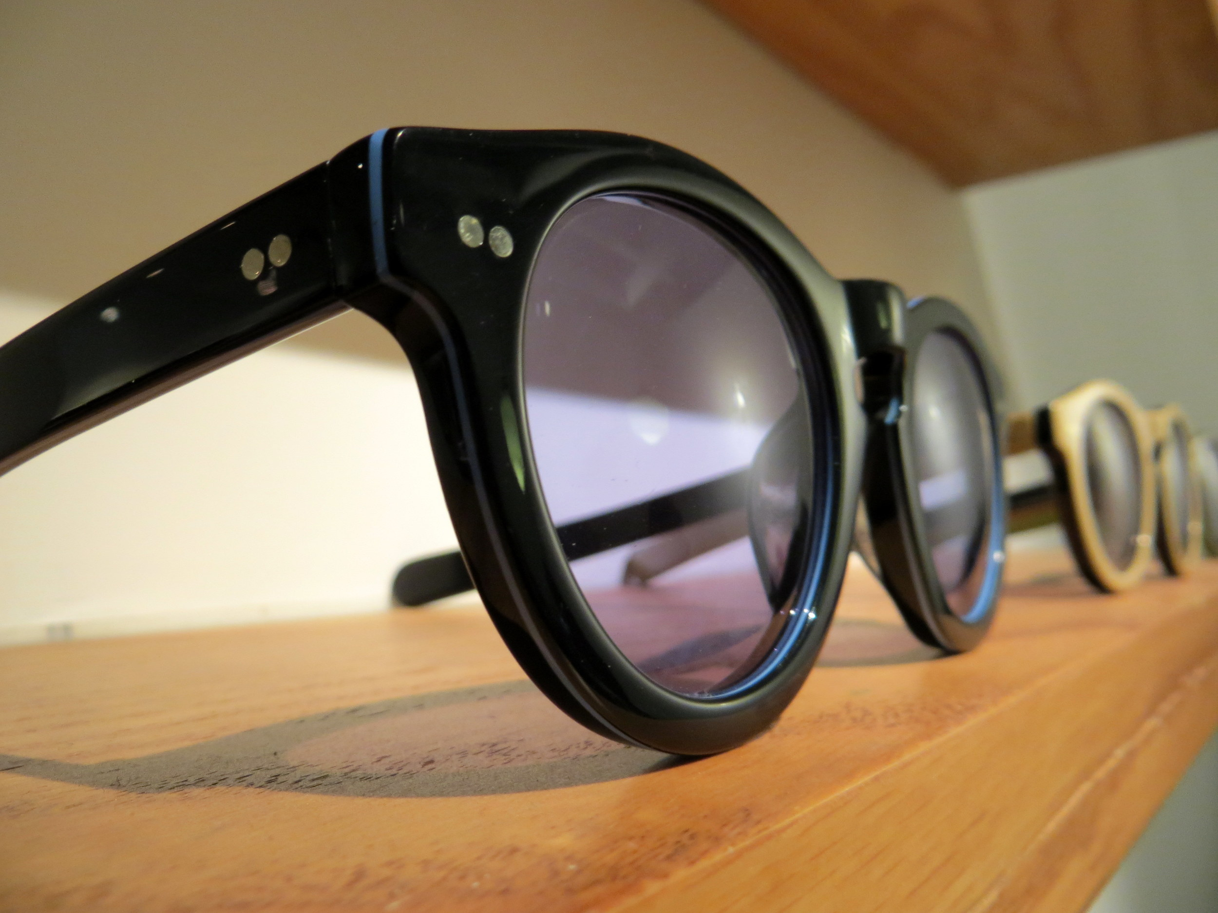 Eyewear by CHairEYES (see my interview with the head designer here )