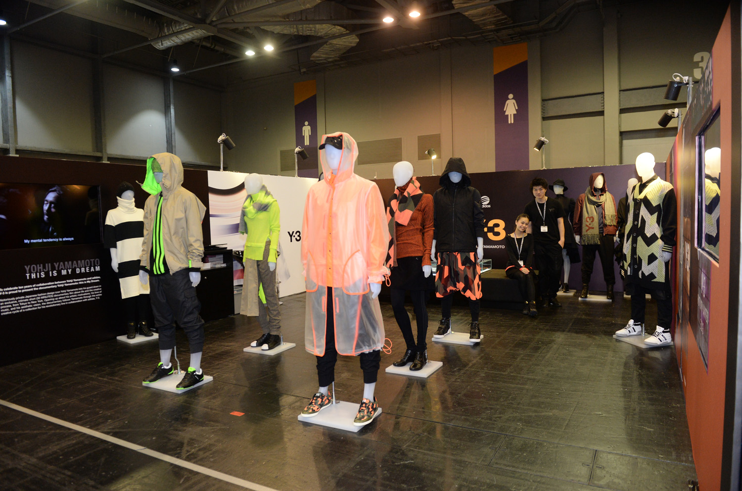Pic 2b - The HUB is showcasing over 100 brands from around the world and linking them with over 3,000 of Asia's leading buyers and retailers who will be in attendance.JPG