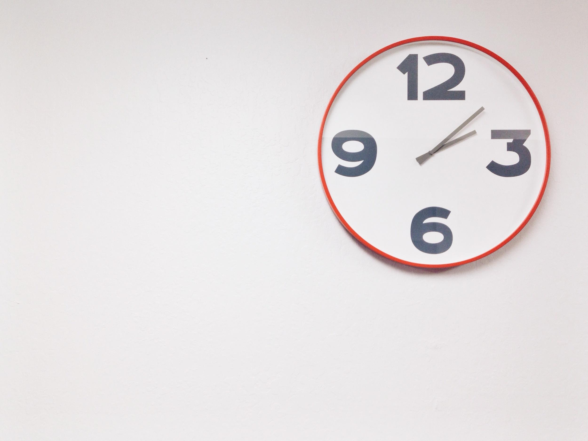 CB2  wall clock