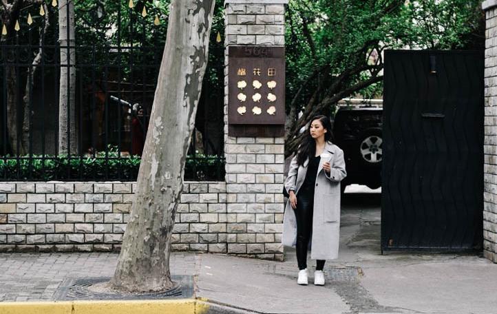Mian Hua Tian , Shanghai
