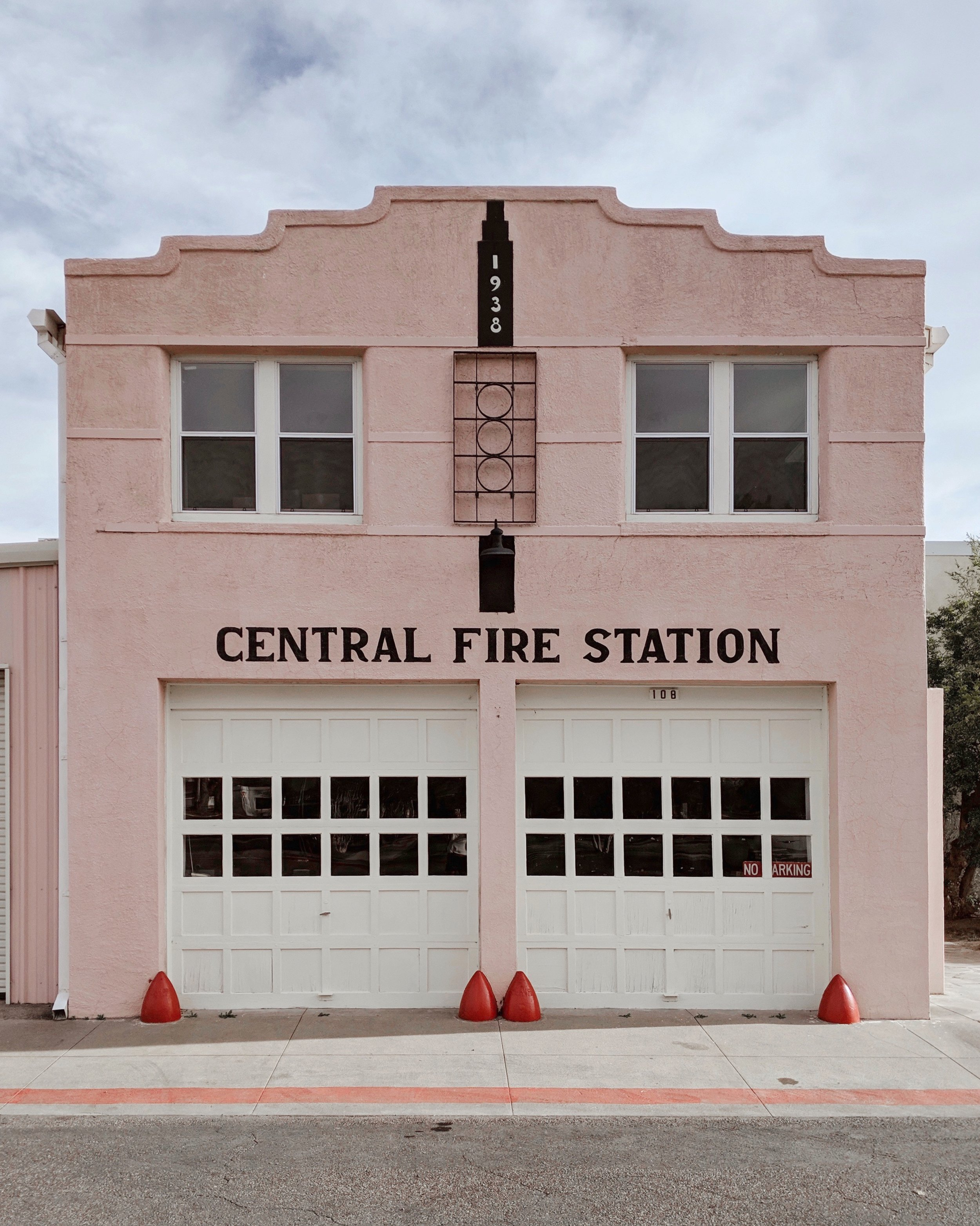 CENTRAL FIRE STATION MARFA