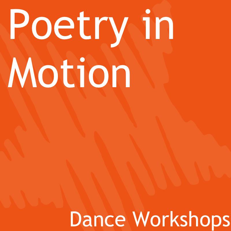 Poetry In Motion Dance Workshops