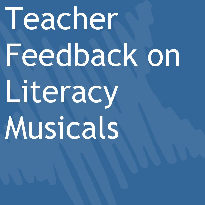 Teacher Feedback on Performances
