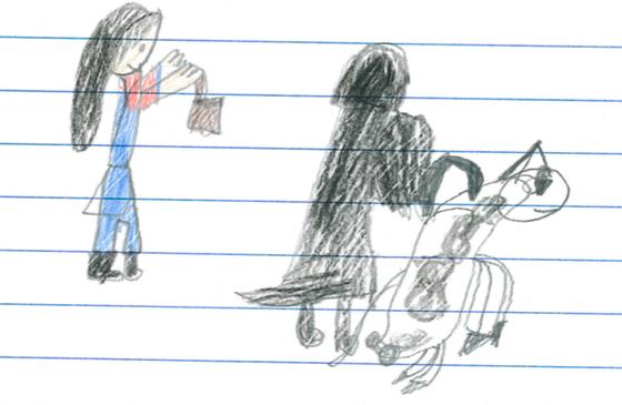 Drawn by Emma