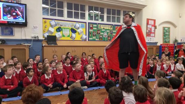 Archibald First School -  Shine a Light