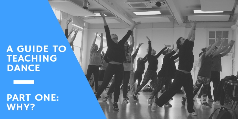 A Guide to Teaching Dance Part 1