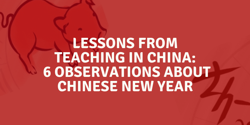 Chinese New Year Primary schools