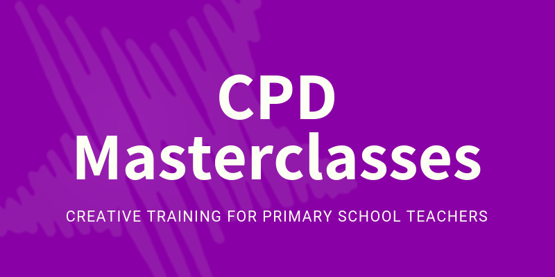 Creative CPD for Primary Schools