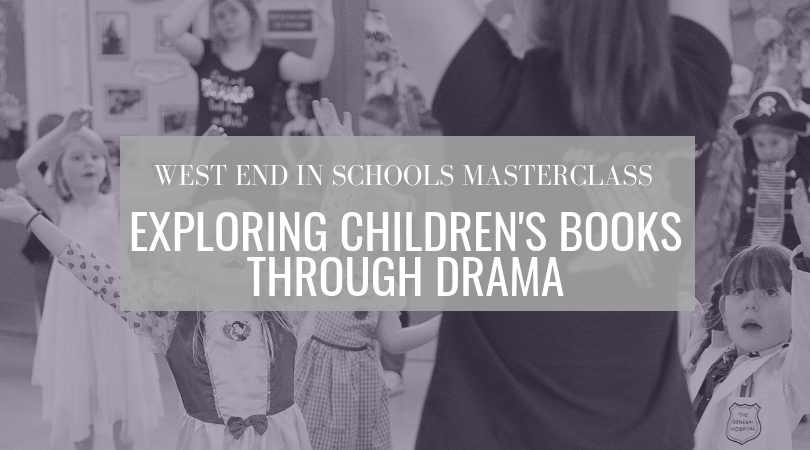 Primary School CPD Drama