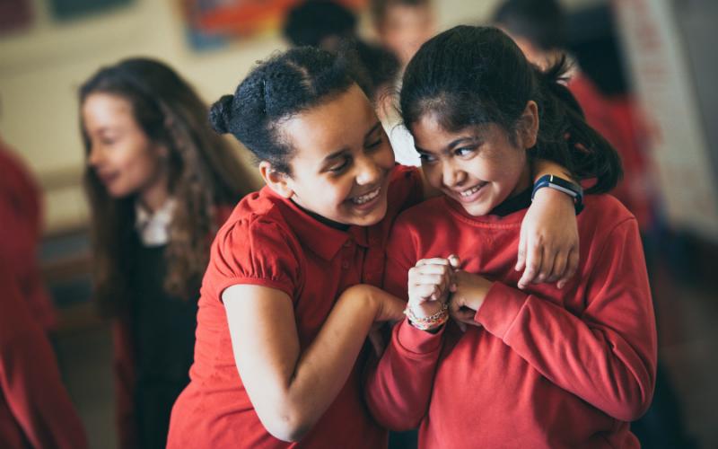Anti-Bullying drama workshop primary school